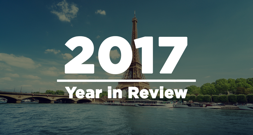 Frisbee Rob's 2017 Year in Review