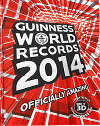 2014 Guinness Book of World Records