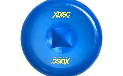 XDISC Mystic Blue Flying Disc Giveaway