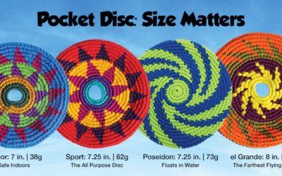 Pocket Disc Giveaway