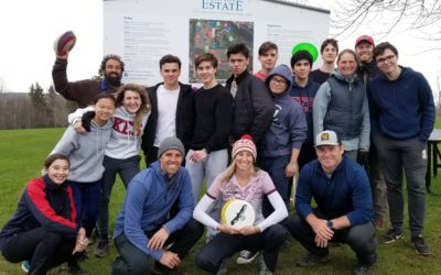 Frisbee and Disc Golf Workshops with UPlay Disc Golf