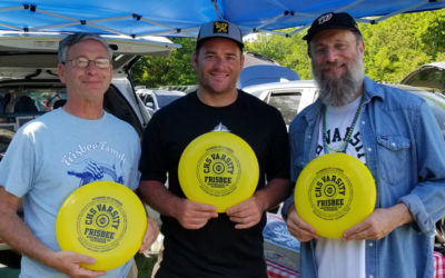 43rd annual Virginia State Frisbee Tournament Summary