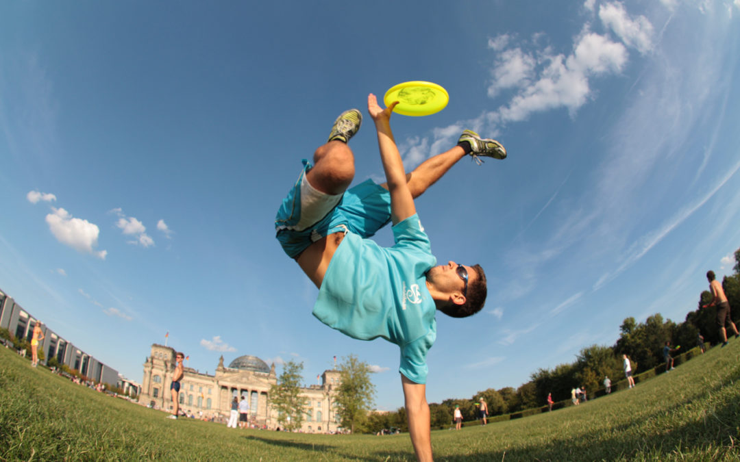 Freestyle Frisbee Musical Debuts in Toronto