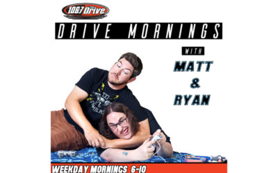 Talking Frisbee with Matt & Ryan from Drive Mornings