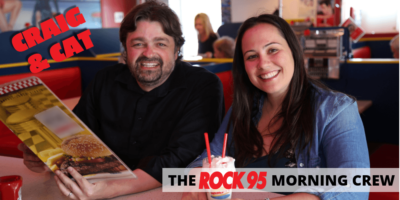 Rock 95 Barrie Radio Interview