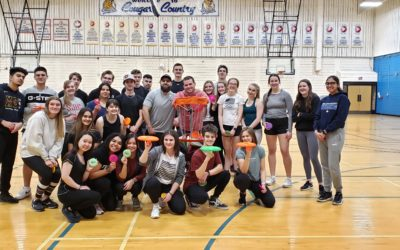 Frisbee Seminar and Workshops for Physical Literacy Students at MRU