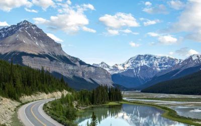 Day 1 – BC Yukon AB 3 Week School Tour Road Trip
